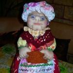 Кукла на чайник своими руками.Мастер-класс