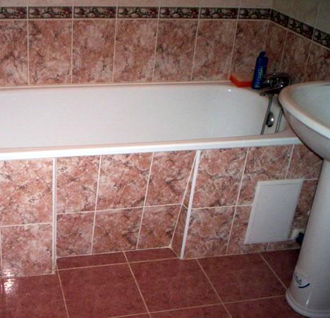 Сделать своими руками полку в ванной