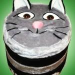 Изготовление игрушки -сидения в виде кота