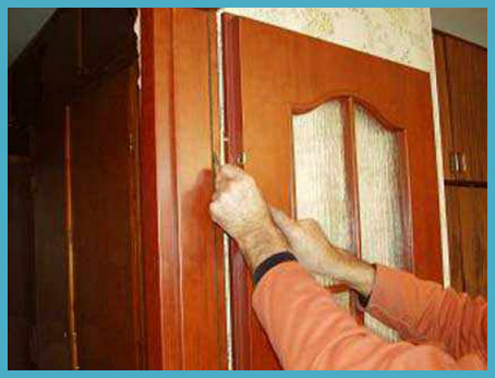Брак межкомнатной двери что делать