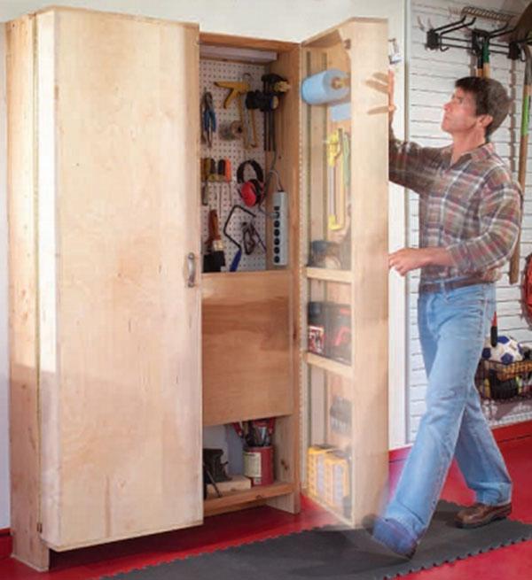 Своими руками для дома шкаф