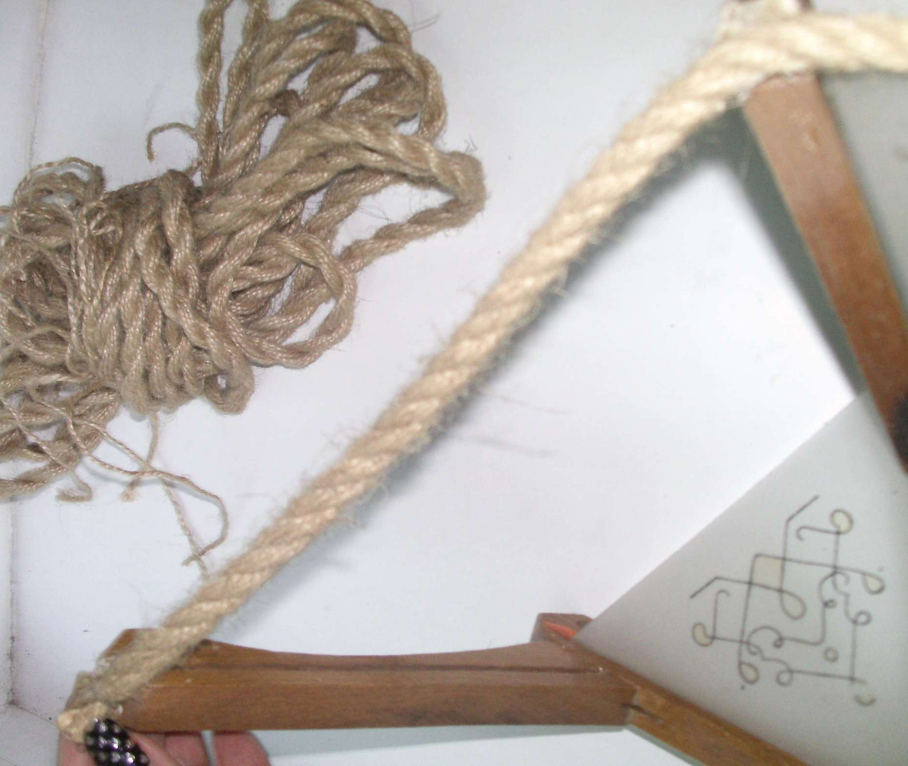 336Мастер класс люстра своими руками из старой люстры