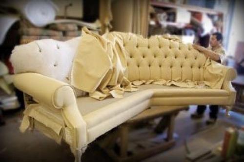 Как своими руками изменить дизайн мягкой мебели