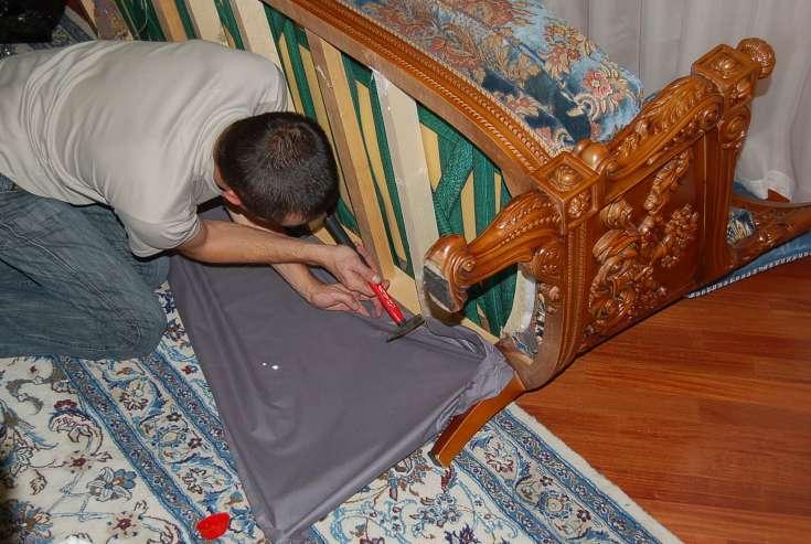 Мягкая мебель своими руками фото