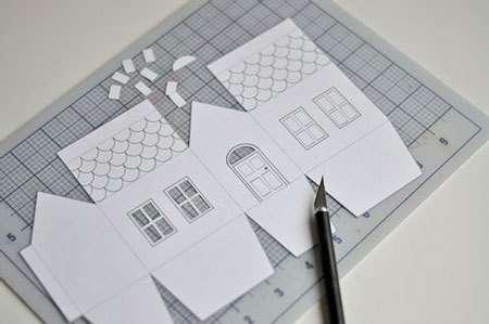 Дизайн натяжных потолков в стиле минимализма 91