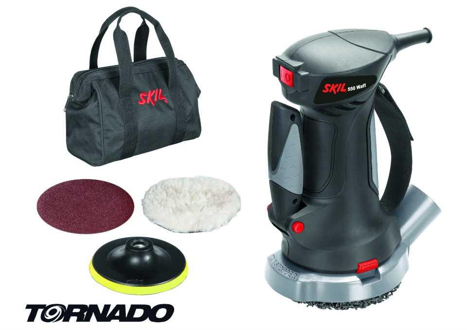 Зачистной инструмент Skil 8100 Tornado