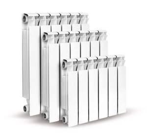 Секционный стальной радиатор
