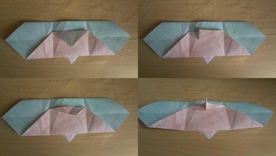 Оригами Мастер Йода своими руками 11