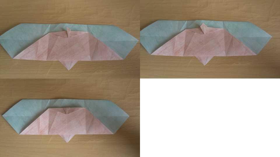 Оригами Мастер Йода своими руками 12