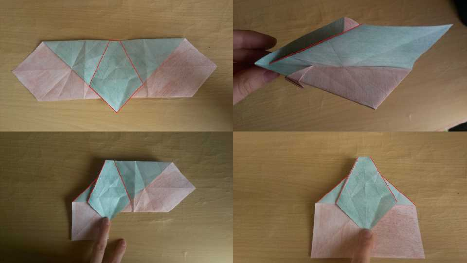 Оригами Мастер Йода своими руками 13