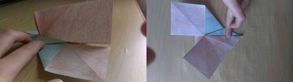 Оригами Мастер Йода своими руками 15