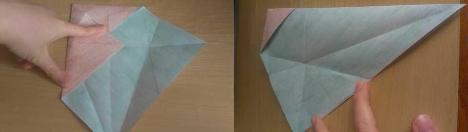 Оригами Мастер Йода своими руками 5