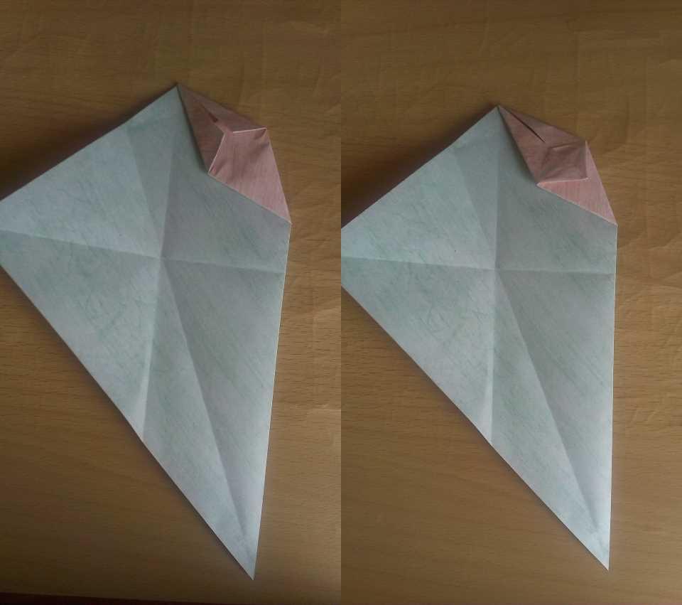 Оригами Мастер Йода своими руками 7