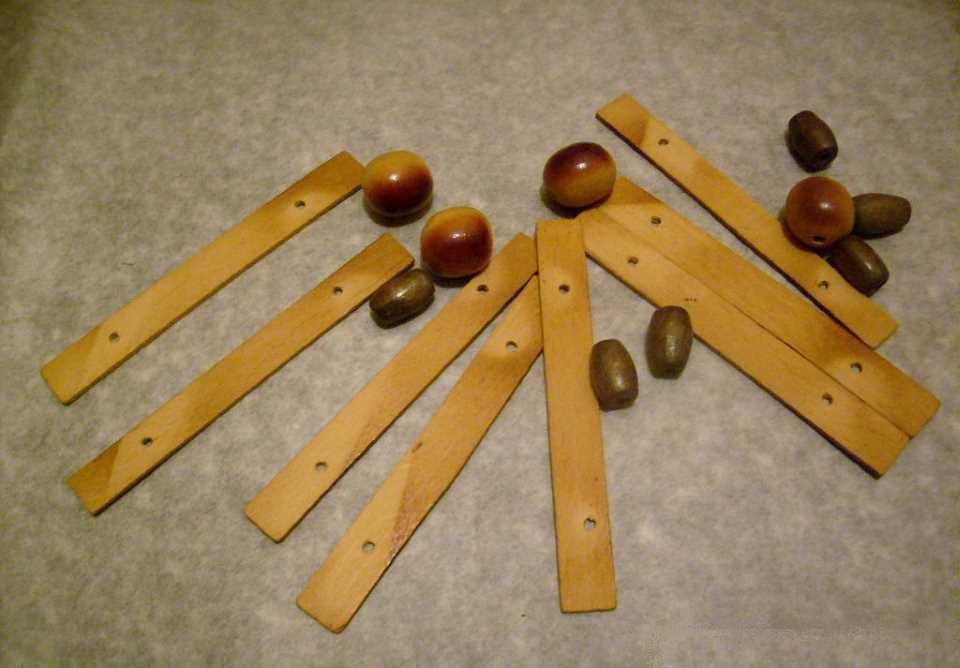Вешалка для кухни своими руками - необходимые материалы